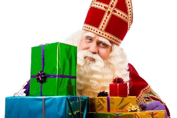 Sinterklaas koopt het