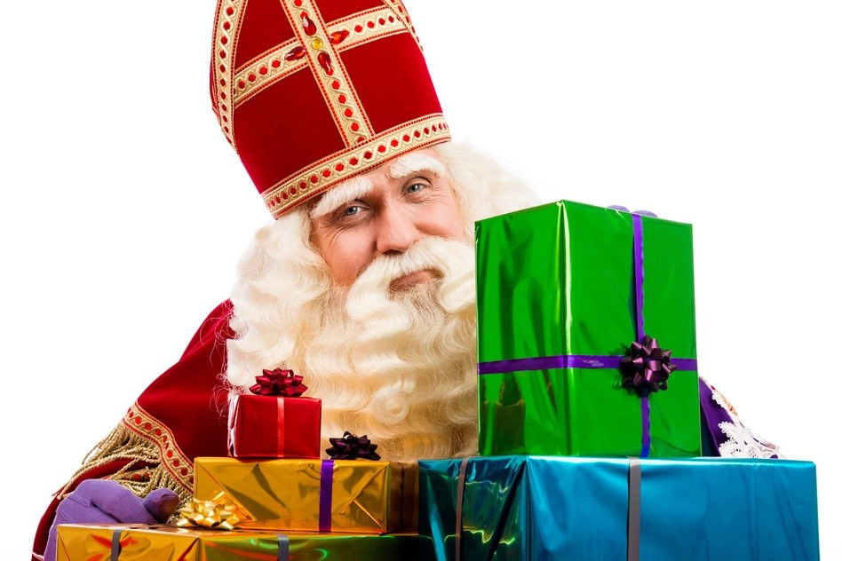 Pakjeshuis van Sinterklaas