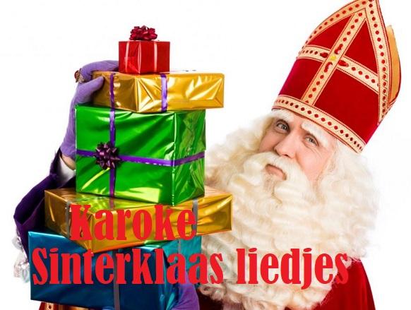 Sinterklaas-liedjesteksten-karaoke