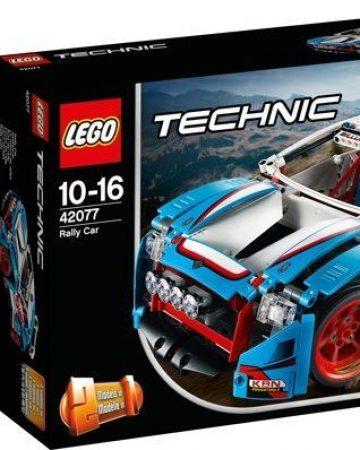 Lego magazijn