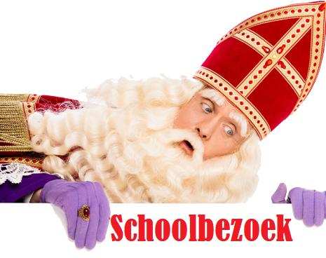 sinterklaas-Schoolbezoek