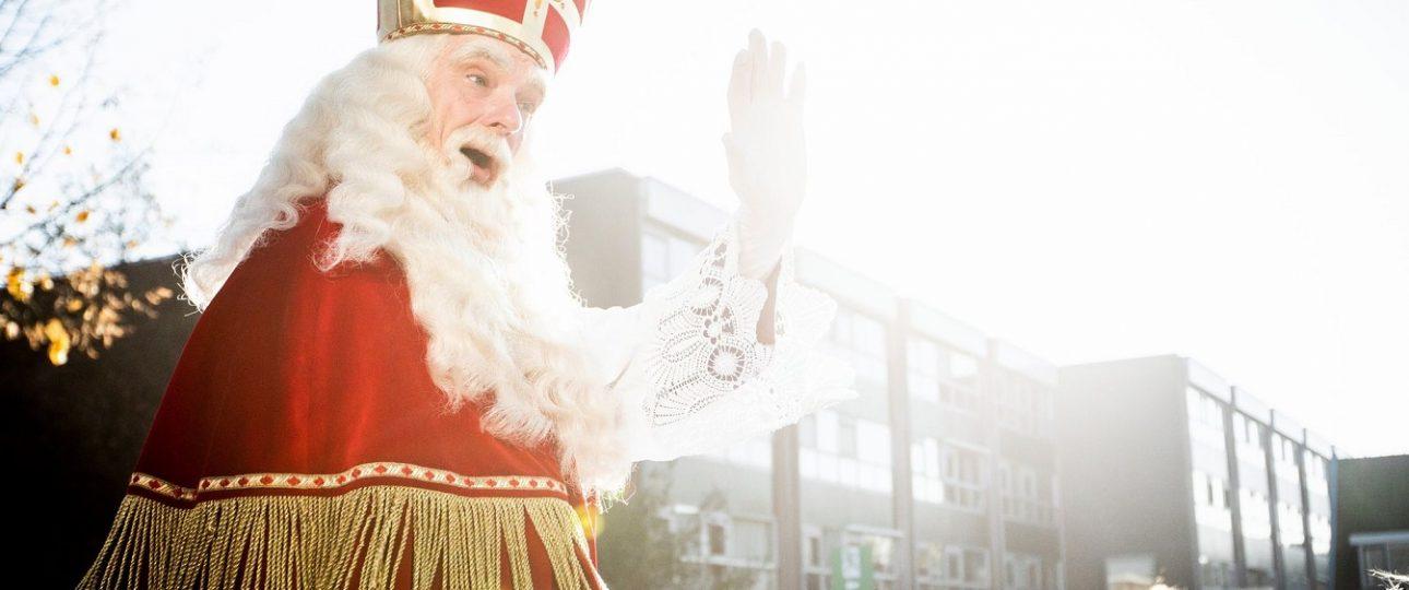 Sinterklaas-Nederland